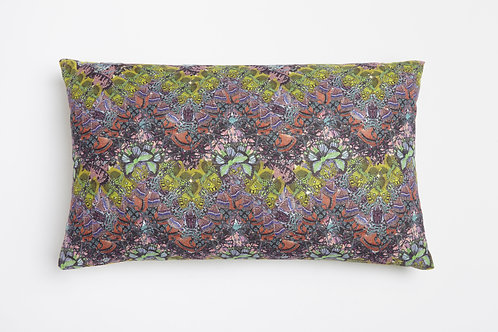 Papilio ulysses PRINT CUSHION Rectangle