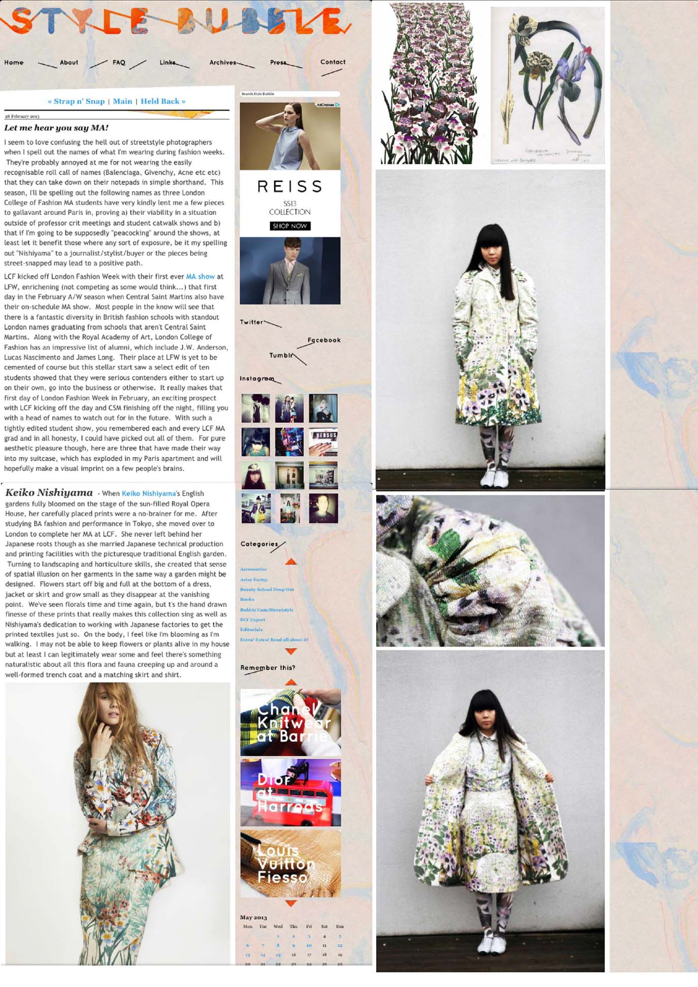 STYLE BUBBLE - February 2013