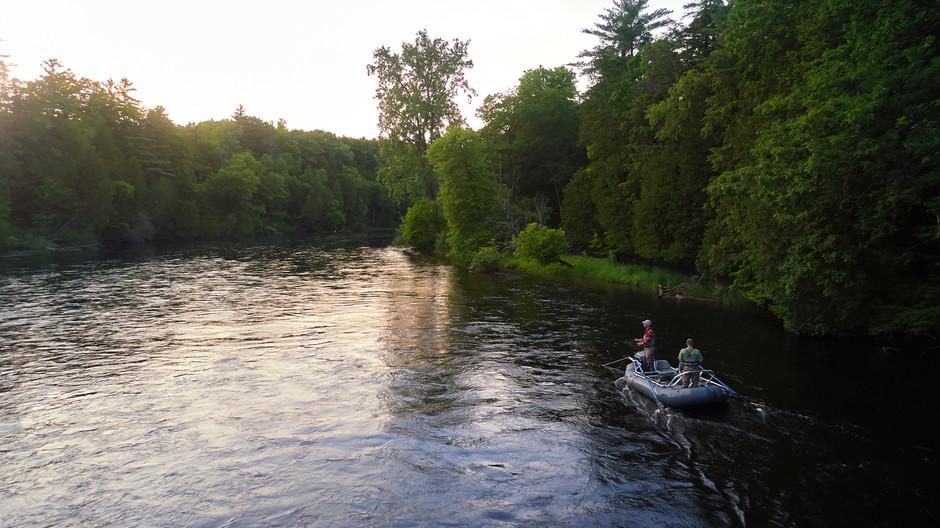 Gear Review: Outcast Drifter 13.0 Fishing Raft
