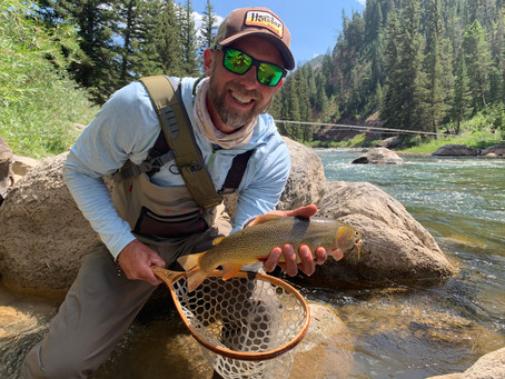 Gear Review: Waterworks-Lamson Standard Seat Freshwater Fly Rod