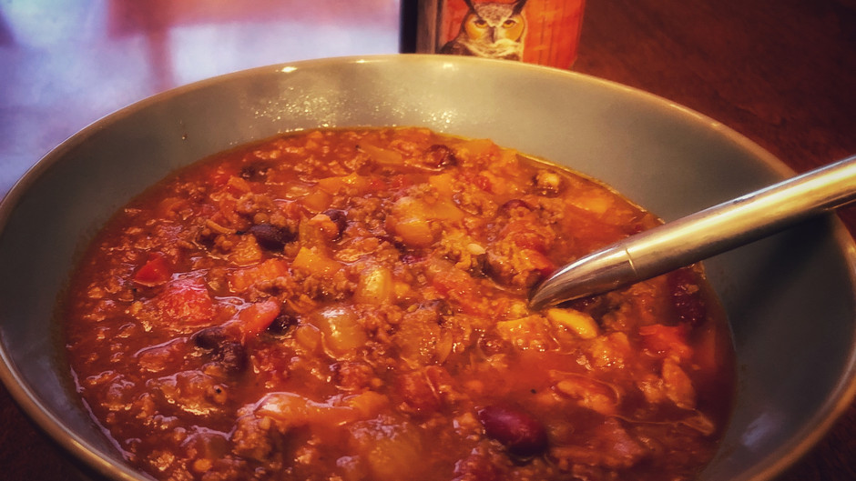 Beer, Bacon and Brown Sugar; My Favorite Venison and Pork Chili Recipe