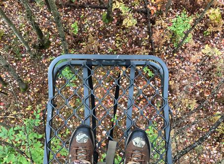 Gear Review:  Millennium M150 Hang-On Treestand