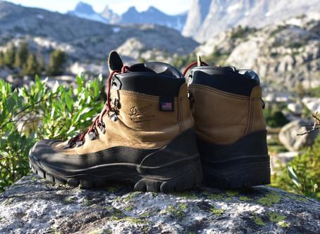 """Gear Review: Danner Crater Rim 6"""" Waterproof Hiking Boot"""