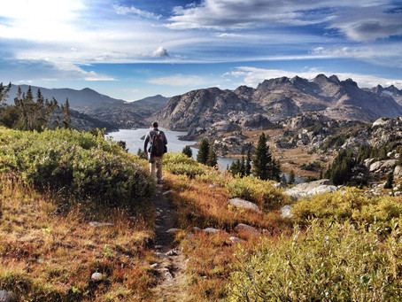 Wyoming's Epic Wind River Range
