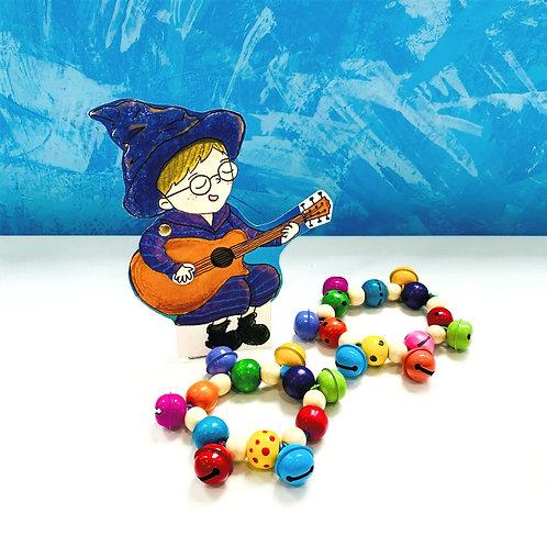 阿妹的夢想舞台B款 - 手鈴+小男孩魔法師