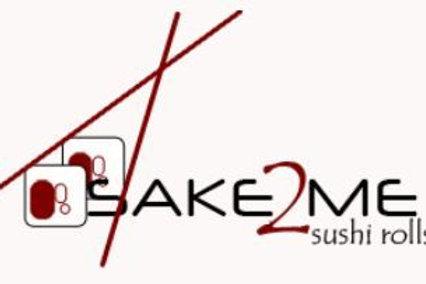 Sake2Me Sushi Rolls