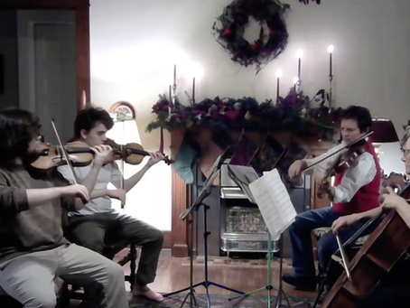 Hays Symphony at Home