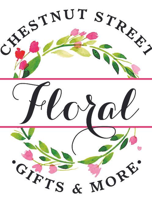 Chestnut Street Floral