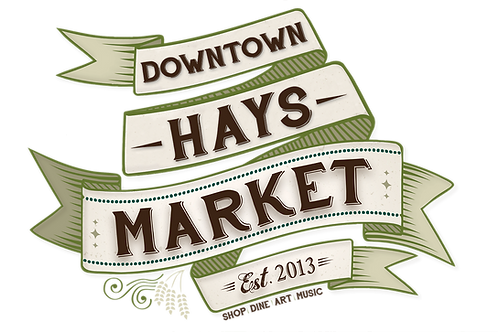 Downtown Hays Market