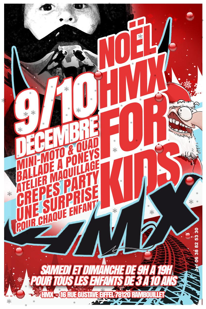 NOEL HMX 9 & 10 DECEMBRE 2017