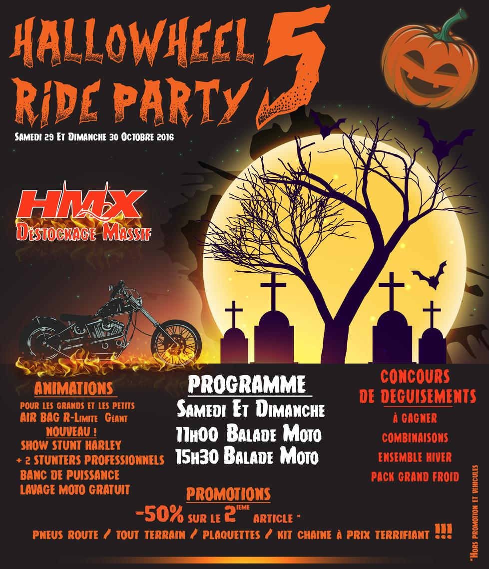 HALLOWHEEL RIDE PARTY 5