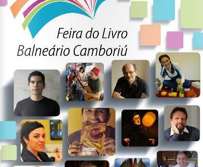 Feira do Livro de Balneário Camboriú/SC 2015