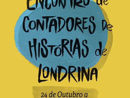 ContaCausos participa do Ecoh – Encontro de Contadores de Histórias de Londrina/PR