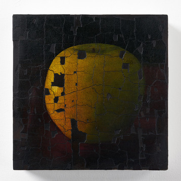 Painting of incomplete remains #15