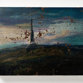 Painting of incomplete remains #19