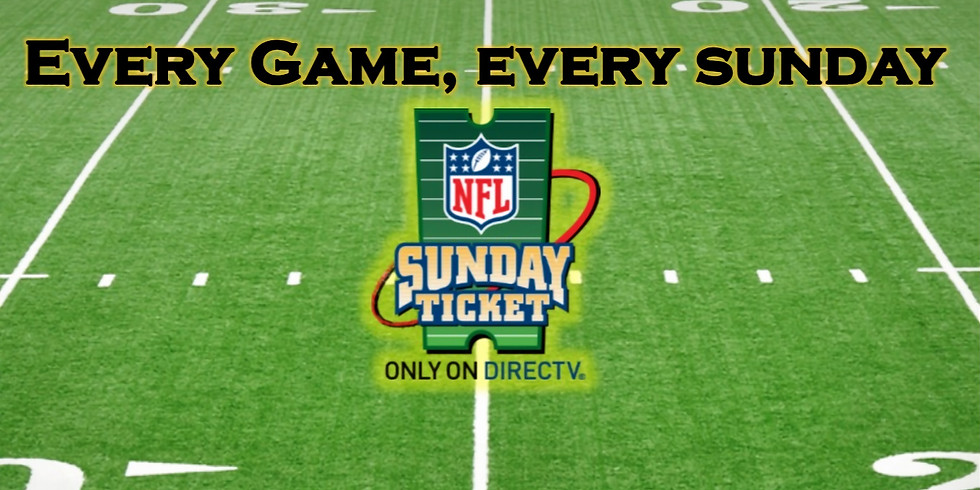 Football Sundays (Only 2 Left!!)