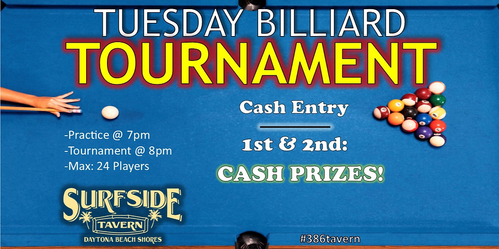 Tuesday Pool Tournament