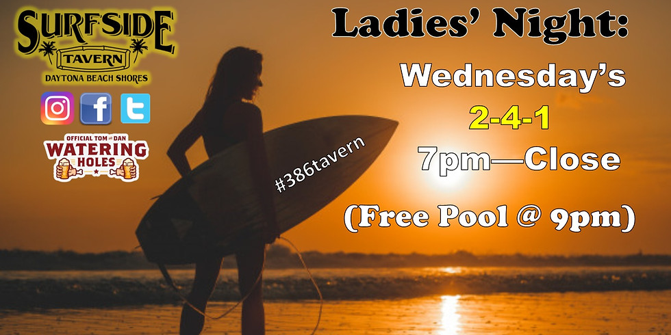 Ladies' Night at Surfside