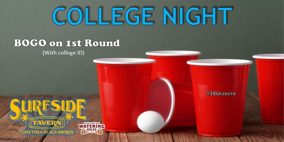 College Night @ Surfside