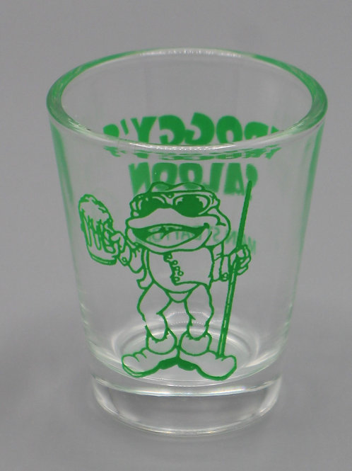 Official Froggy's Shot Glass