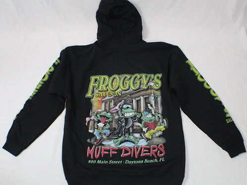 """""""Muff Divers"""" Hoodie"""