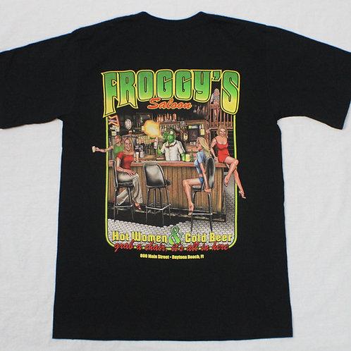 """Hot women & Cold beer"" T-shirt"