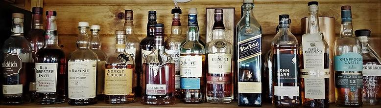 Top Shelf, Whiskey, Scotch