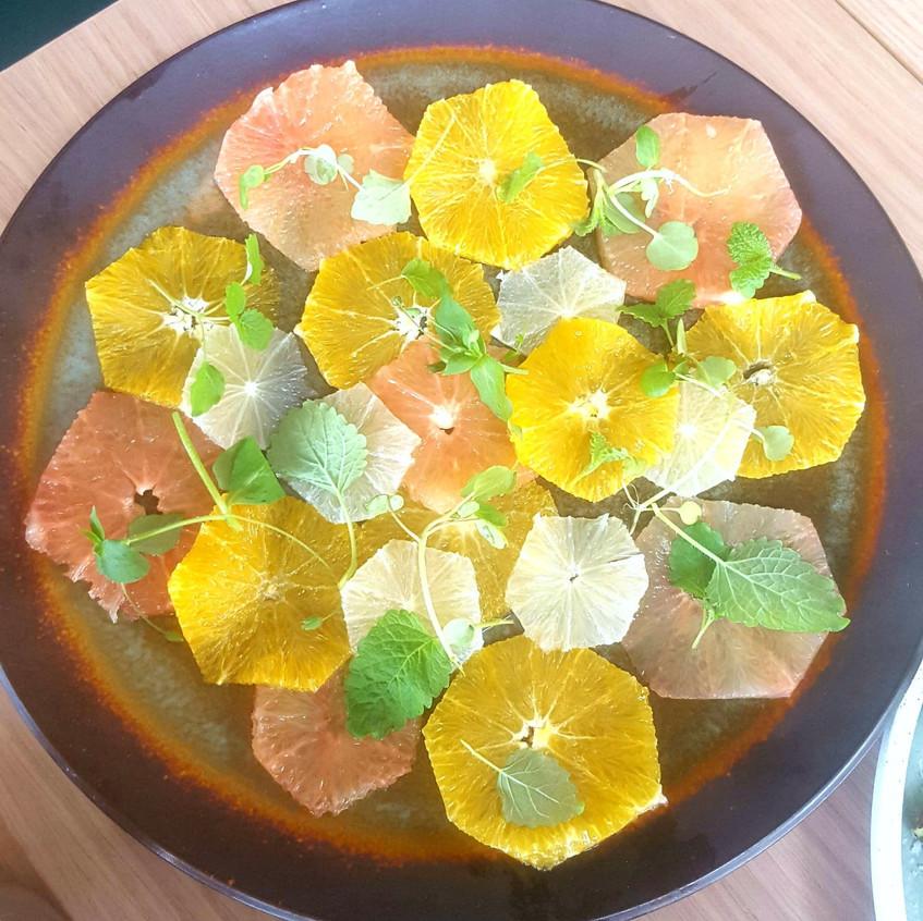 Botanika citrussalat