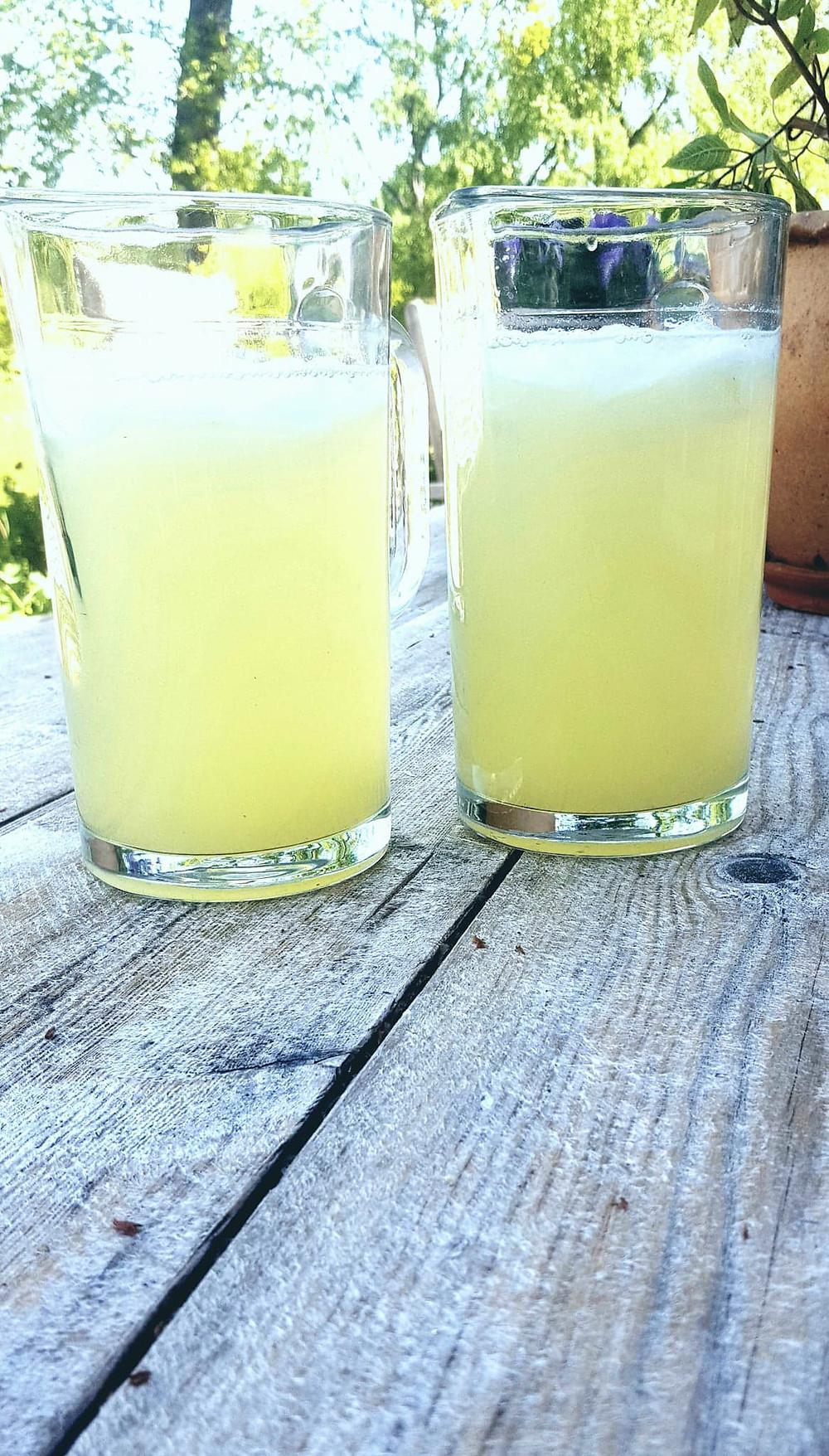 Den bedste limonade - få opskriften på klassisk limonade her