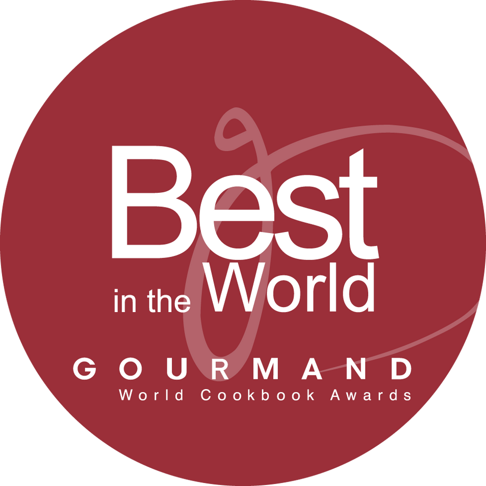 Best in world World Cookbook Awards logo
