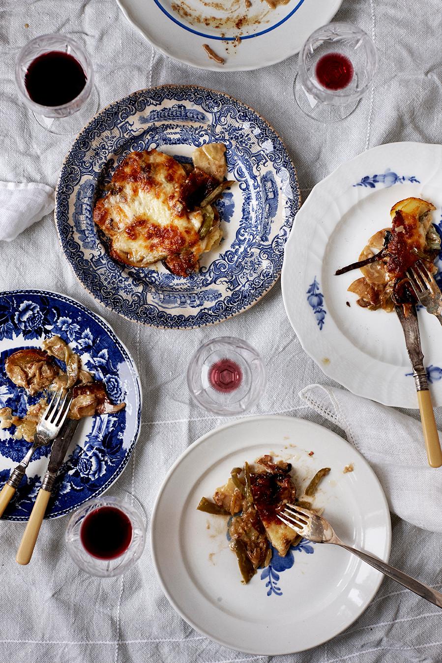 Baconfristelsen opskrift oldemors opskrift på natmad der er grim og smager sygt godt Hannah Lund 1900 Til bords