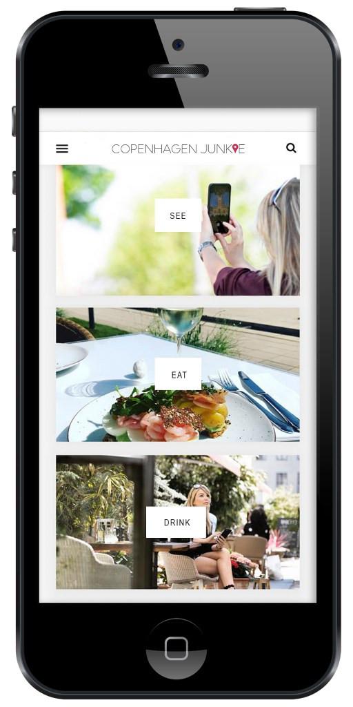 Copenhagen Junkie - the app