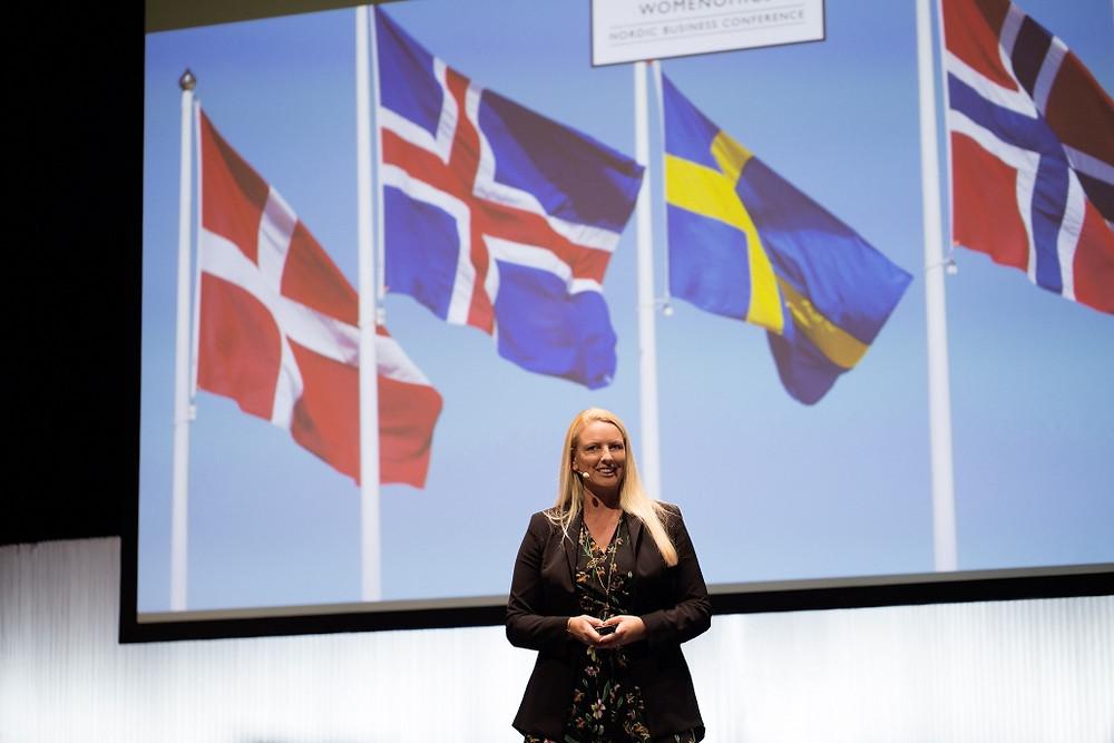 Tine Willumsen, kvinden bag Womenomics
