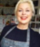 Hannah Lund, forfatter til kogebogen 1900 Til Bords om originalt dansk landkøkken på Bloody Amateurs