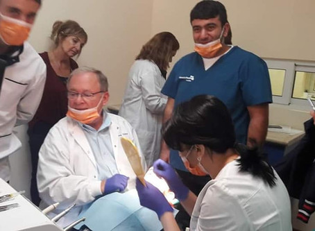 Improving Armenia's level of Dental Care by Dr. Arnold Weiss