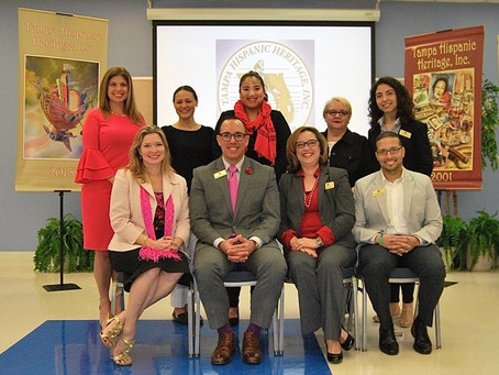2020 THHI Board Installation Ceremony Pictures