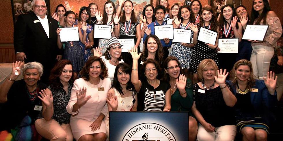 Tampa Hispanic Heritage, Inc. ESSAY CONTEST AWARDS CEREMONY (1)