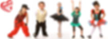 dance in Albuquerque, ballet, tap, jazz, gymnastics, hip-hop, preschool dance, competition teams, creative movement, 2 Year Olds