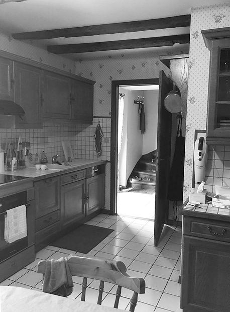Renovation/Duplex/Colombage/Architecte d'interieur/java decorateurs/Tendance/Habitat/Beton cire/Poêle a bois