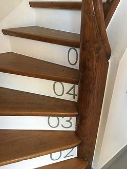 Renovation/Duplex/Colombage/Architecte d'interieur/java decorateurs/Tendance/Habitat/Beton cire/Poêle a bois/Escalier/ Relooker