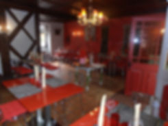 Restaurant/Java decorateur/Architecte d'interieur/Renovation/Tendance/Couleur/Rouge/Agencement/Amenagement/Cuisine/Mobilier/Decoration/Ambiance