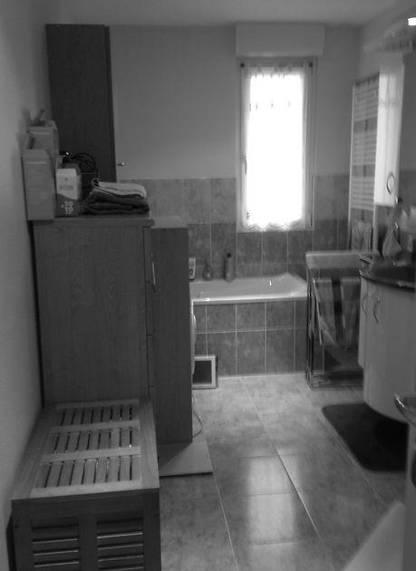 Colmar/ aménagement/ salle de bain/ maison
