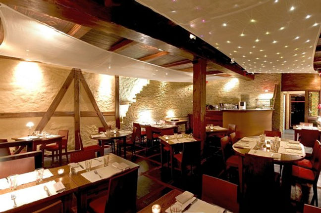 Restaurant/Java decorateur/Strasboug/Renovation/Chantier/Tendance/Colombage/Alsace/Eclairage/Lumiere/Ambiance