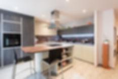 Colmar/ Maison/ Rénovation/ Transformation/ cuisine/ cloisons/ lumineux/ appartement/ meuble sur mesure/ Java/ deco/ tendance
