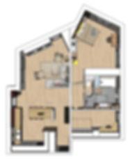 Appartement/Attique/Constructeur/Architecte d'interieur
