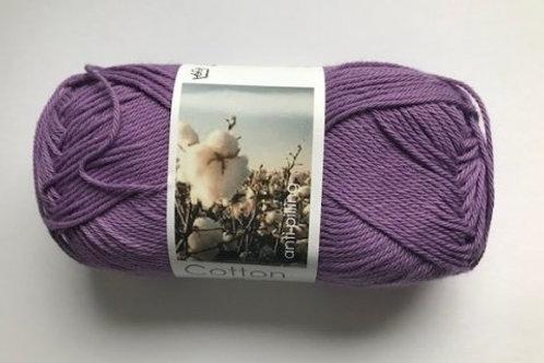 Cotton no 8 -Mellem lilla