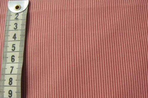 Mørk rosa / lysere rosa stribet