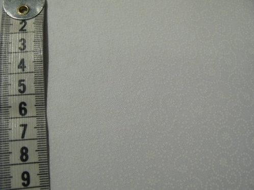Hvid bund med mønster - cirkler af små prikker