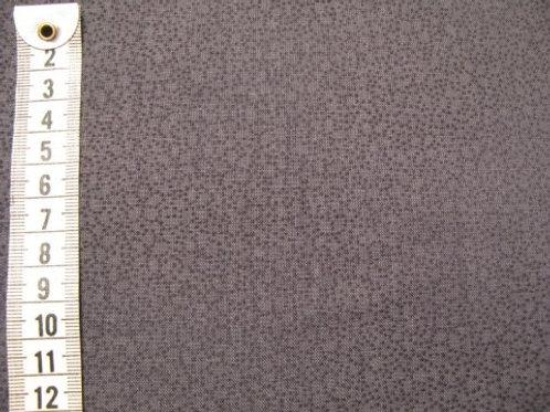 Mellem grå bund m. mørke grå små prikker