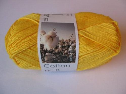 Cotton no 8 - Gul